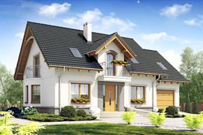 Gotowe Projekty Domów Jednorodzinnych Wolnostojących Dom Dla Ciebie
